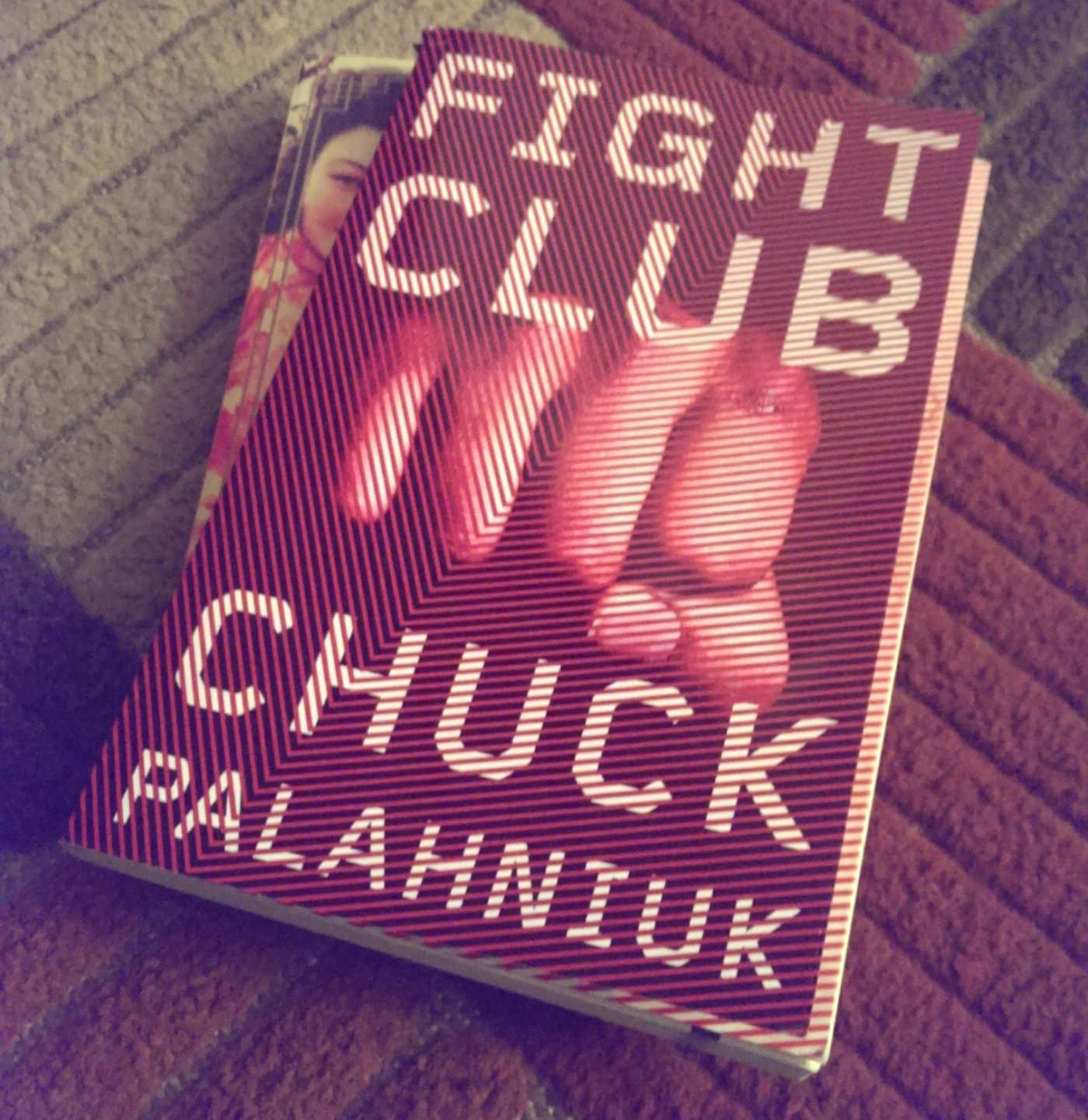 fight club essay identity The tools you need to write a quality essay or  taps out the fight is over rule #4: fight club exists only between the  know his true identity.