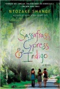 Sassafrass Cypress and Indigo
