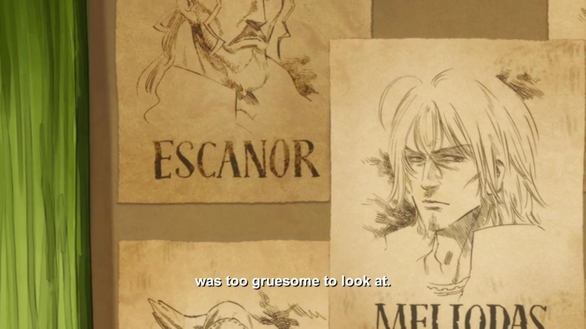 Free Wallpaper Anime Escanor Hd Wallpaper